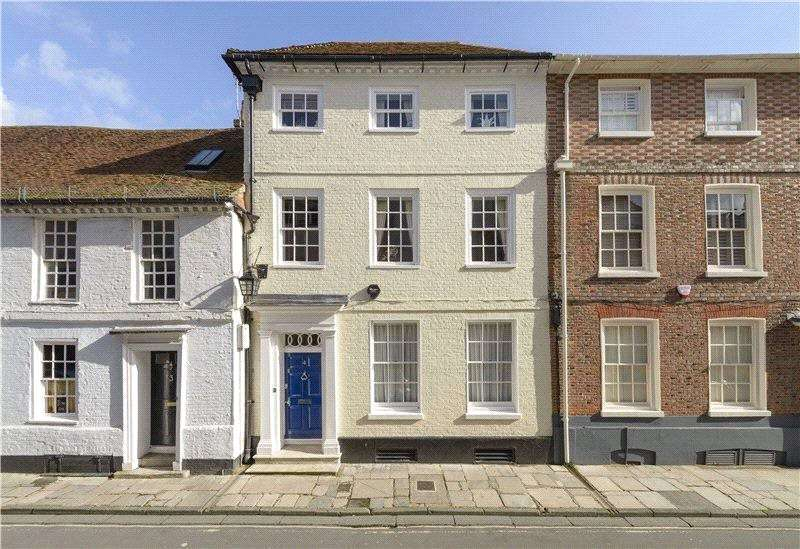 4 Bedrooms House for sale in North Pallant, Chichester, West Sussex, PO19