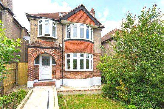 4 Bedrooms Detached House for sale in Horniman Drive, London SE23