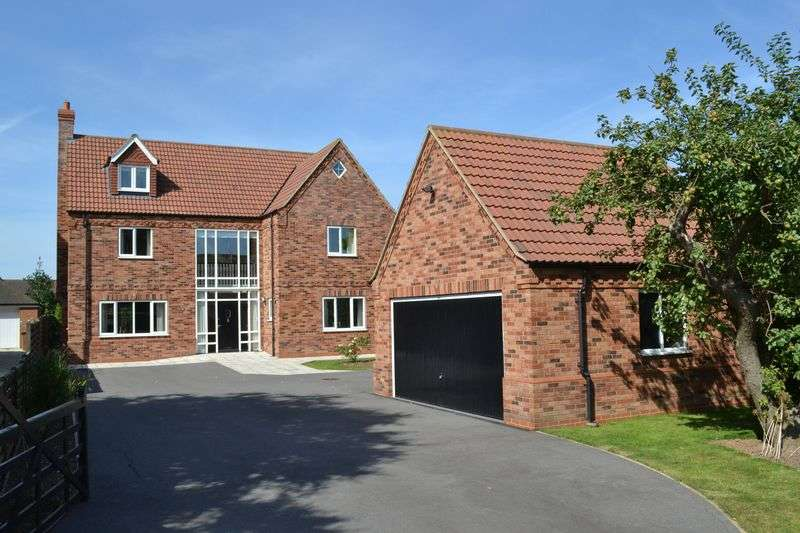 6 Bedrooms Detached House for sale in Bigby High Road, Brigg, DN20