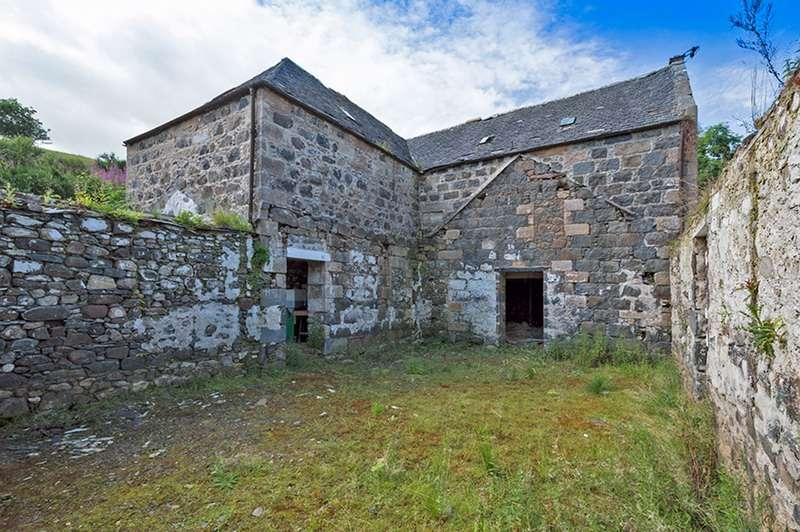 5 Bedrooms Barn Conversion Character Property for sale in Mill of Boddam, Insch, Aberdeenshire, AB52