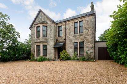 5 Bedrooms Detached House for sale in Station Road, Muirhead