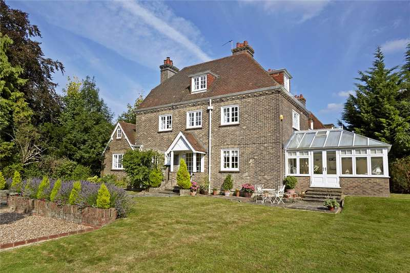 4 Bedrooms House for sale in Fourfield Close, Tilley Lane, Headley, Epsom, KT18