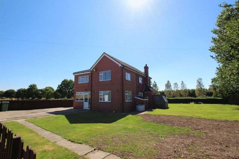 4 Bedrooms Detached House for sale in WOODLANDS, ROXTON LANE, KEELBY