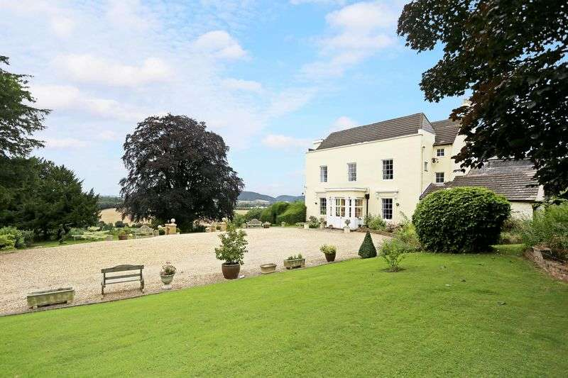 11 Bedrooms Detached House for sale in Between Ross and Monmouth, 3.22 acres