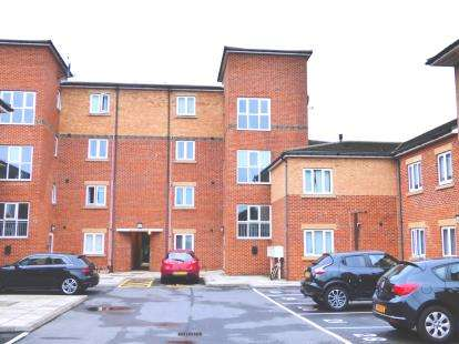 2 Bedrooms Flat for sale in Moor Park House, Darras Drive, North Shields, Tyne and Wear, NE29