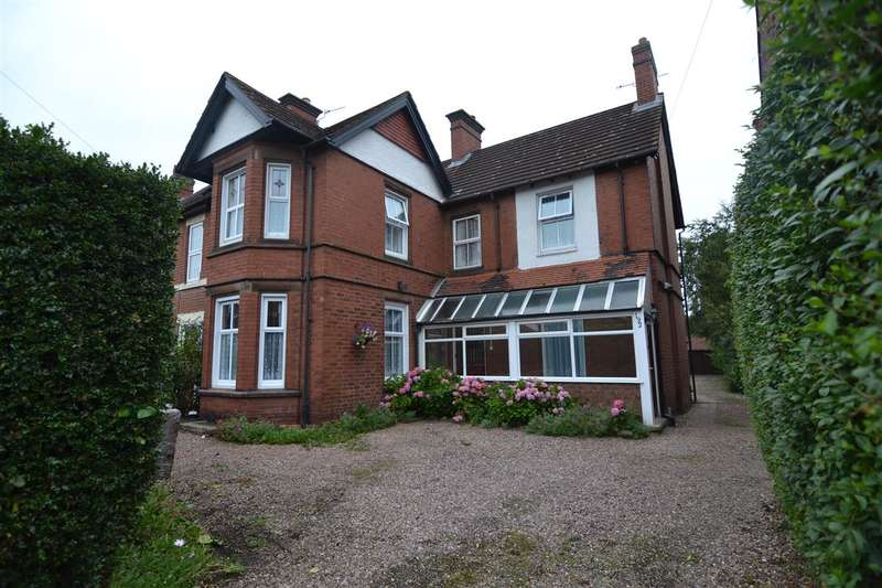 4 Bedrooms Link Detached House for sale in Stone Road, Stafford