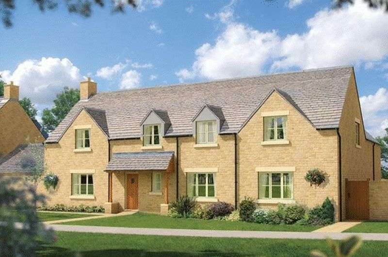 6 Bedrooms Detached House for sale in The Ewen, Phillips Lea, Cirencester