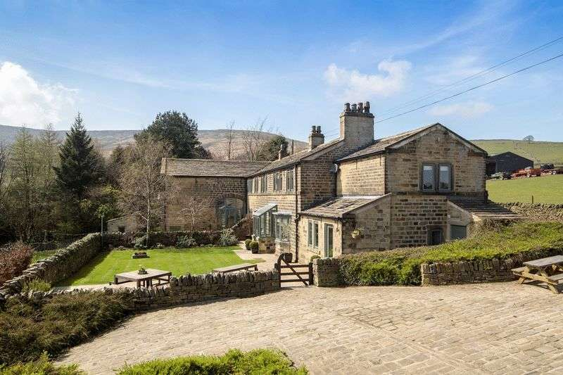3 Bedrooms Property for sale in Woodhead Road, Holmfirth