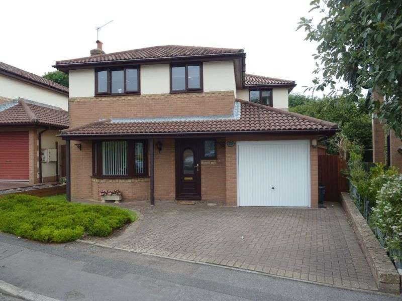 5 Bedrooms Detached House for sale in Churchfields, Barry