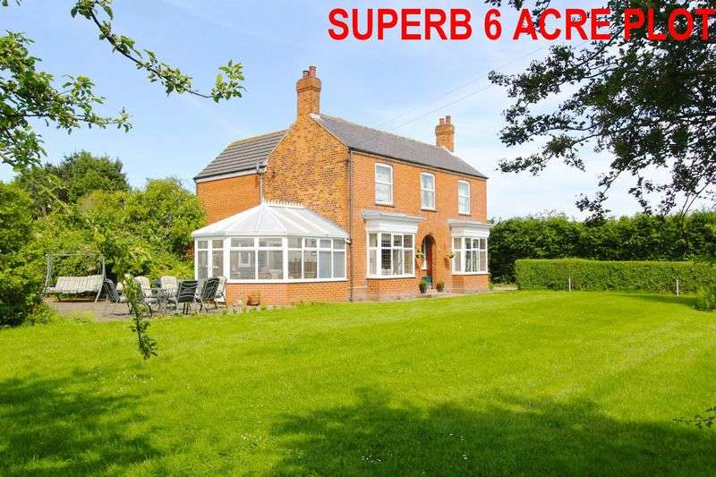 4 Bedrooms Detached House for sale in Ruard Road, Goxhill