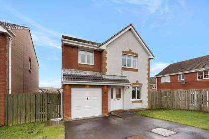 4 Bedrooms Detached House for sale in Bute Road, Cumnock, East Ayrshire