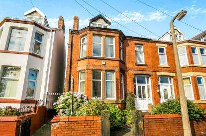 4 Bedrooms End Of Terrace House for sale in Stringhey Road, Wallasey, Merseyside, Wirral, CH44