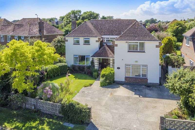 4 Bedrooms Detached House for sale in West Kingston, East Preston
