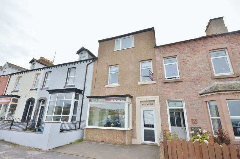4 Bedrooms Terraced House for sale in South Parade, Seascale
