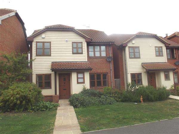 4 Bedrooms Detached House for sale in Birds Court, Cambridge Road, Colliers End