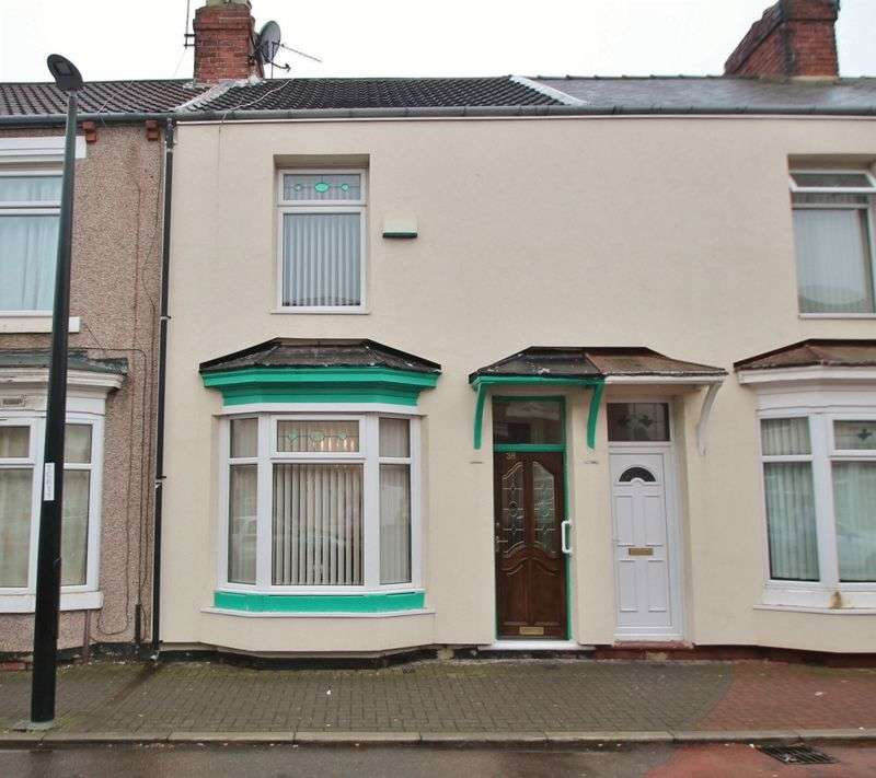 3 Bedrooms Terraced House for sale in Warwick Street, Middlesbrough