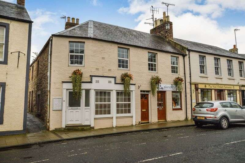 2 Bedrooms Flat for sale in 70 High Street, Coldstream, Berwickshire