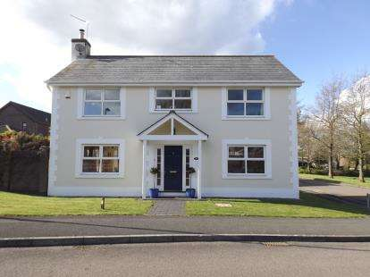 4 Bedrooms Detached House for sale in Amberley Way, Wickwar, Wotton-Under-Edge, Gloucestershire