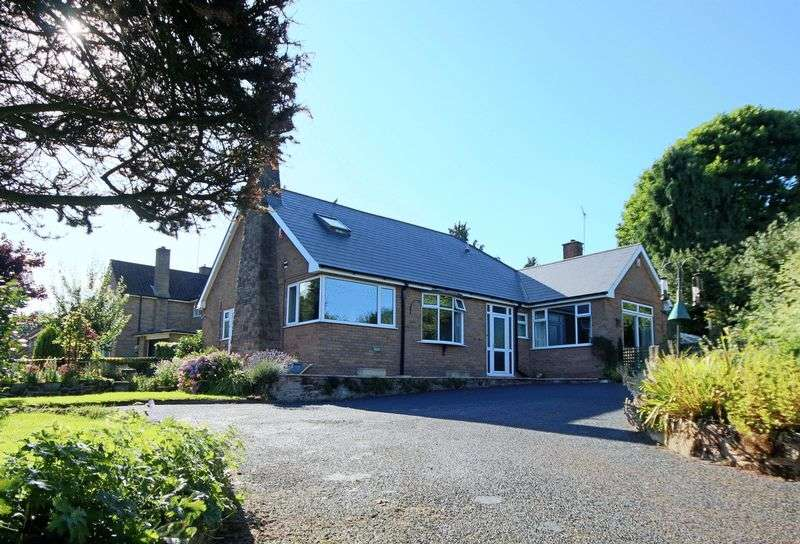 3 Bedrooms Detached House for sale in Newport Road, Stafford