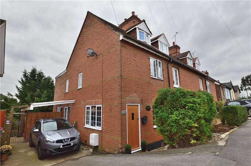 3 Bedrooms End Of Terrace House for sale in Stansted Moutfitchet