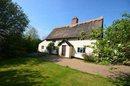 4 Bedrooms Detached House for sale in Fressingfield, Eye, Suffolk