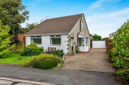 3 Bedrooms Bungalow for sale in Loupsfell Drive, Morecambe, Lancashire, United Kingdom, LA4