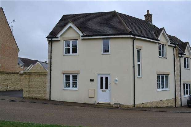 4 Bedrooms End Of Terrace House for sale in Stocks Lane, CARTERTON