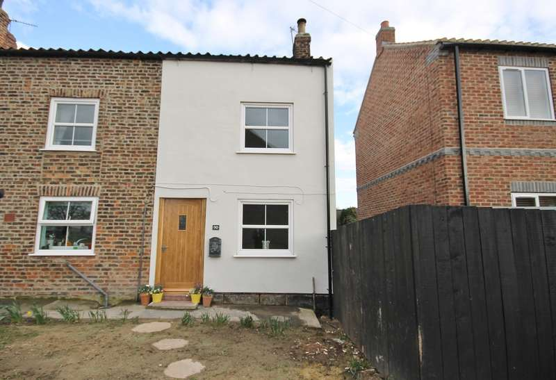 2 Bedrooms End Of Terrace House for sale in St James Green, Thirsk YO7 1AH