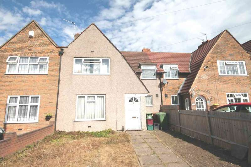 3 Bedrooms Terraced House for sale in Northumberland Way, Northumberland Heath