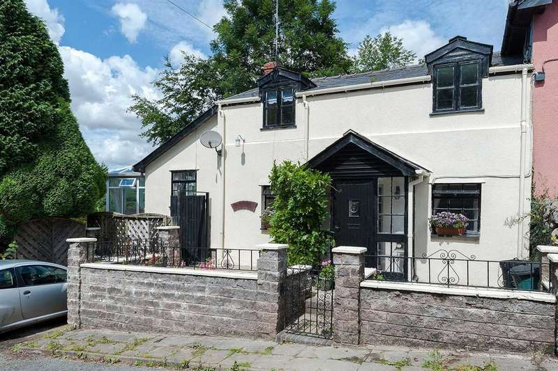 2 Bedrooms Cottage House for sale in Dim-Arian, Llanafan, Builth Wells