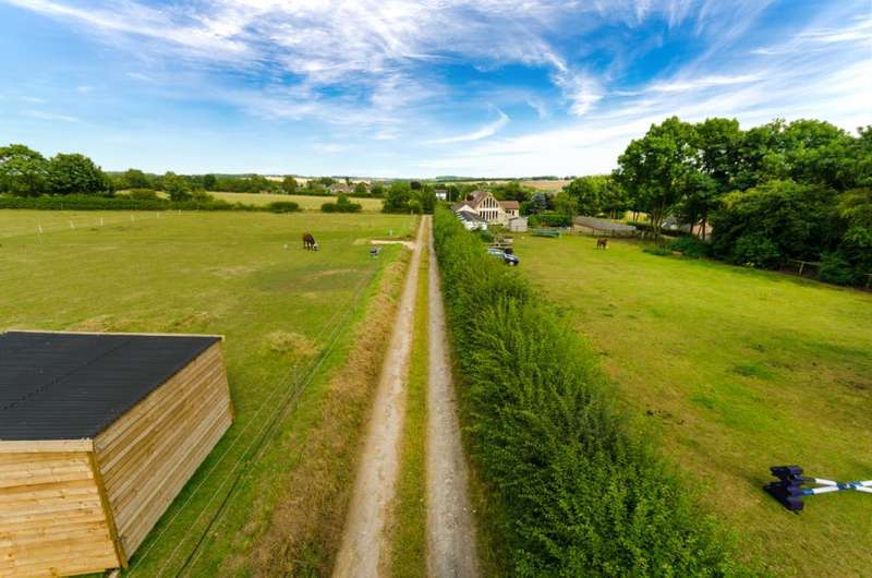 3 Bedrooms Detached House for sale in Pottergate Road, Ancaster, Lincolnshire, NG32