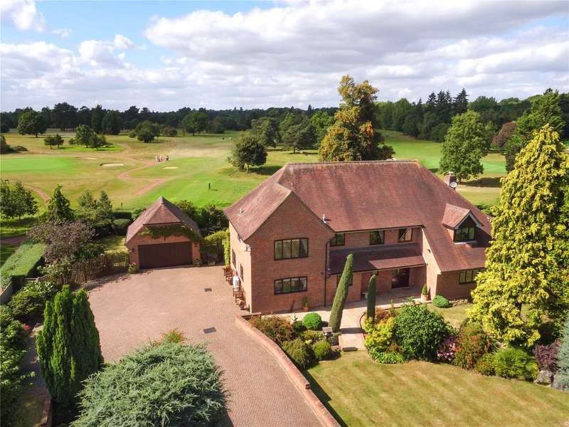 5 Bedrooms Detached House for sale in Stoke Court Drive, Stoke Poges, Buckinghamshire, SL2