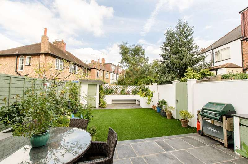 4 Bedrooms House for sale in Elm Park, Brixton, SW2