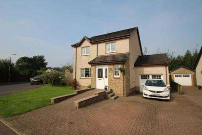 4 Bedrooms Detached House for sale in Beaton Lane, Dundonald