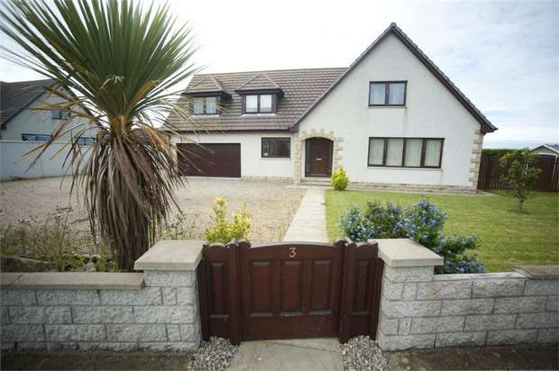4 Bedrooms Detached House for sale in Greenbank Road, Fraserburgh, Aberdeenshire