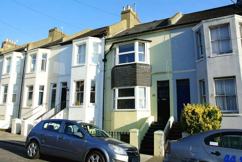 3 Bedrooms Terraced House for sale in Lower South Road, St. Leonards on Sea