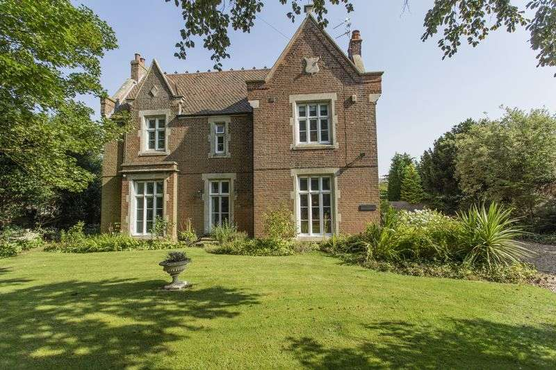 5 Bedrooms Detached House for sale in The Old Vicarage, Gosberton