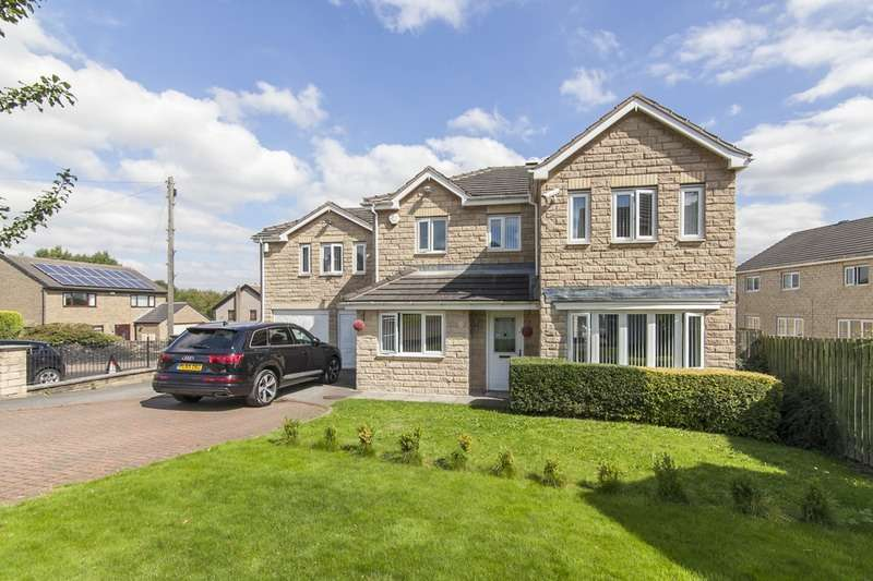 5 Bedrooms Detached House for sale in East Street, Huddersfield, West Yorkshire, HD3