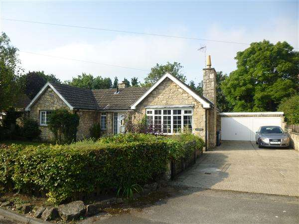 3 Bedrooms Detached Bungalow for sale in Stonecroft, Tom Cat Lane, Bickerton, Wetherby