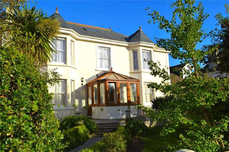 4 Bedrooms Detached House for sale in Trelissick Road, Hayle