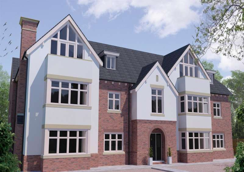 2 Bedrooms Property for sale in Whitefields Development, Solihull