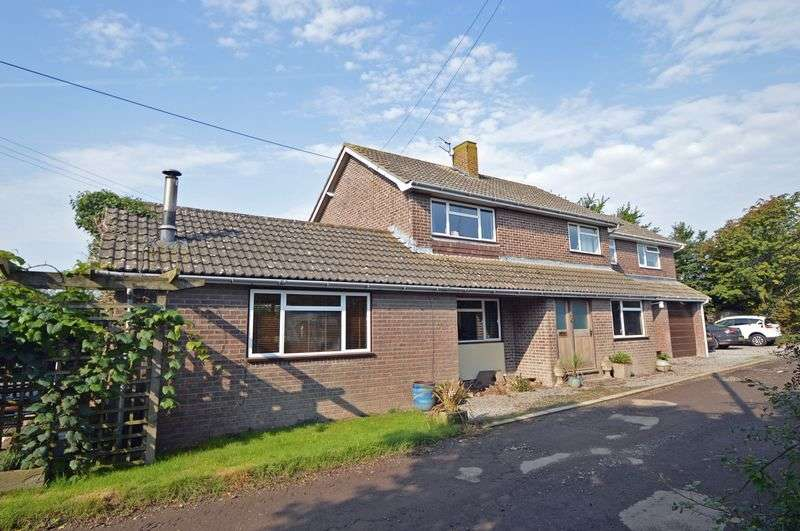 4 Bedrooms Detached House for sale in Lower Strode Road, Clevedon