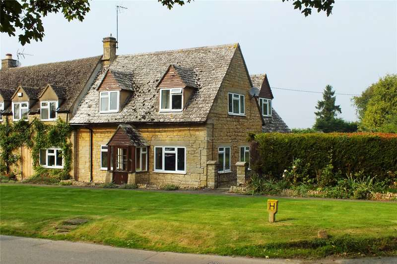 3 Bedrooms Semi Detached House for sale in Buckland, Broadway, Gloucestershire, WR12