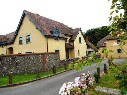 4 Bedrooms Link Detached House for sale in Rousdon, Lyme Regis, Devon