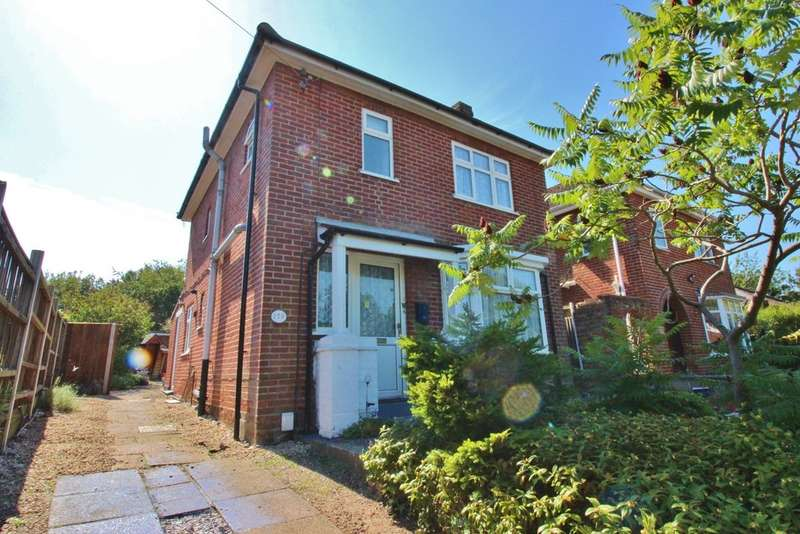 3 Bedrooms Detached House for sale in Woodcock Road, Norwich