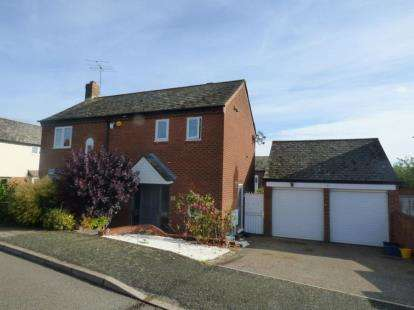 4 Bedrooms Detached House for sale in Foxhill, Olney