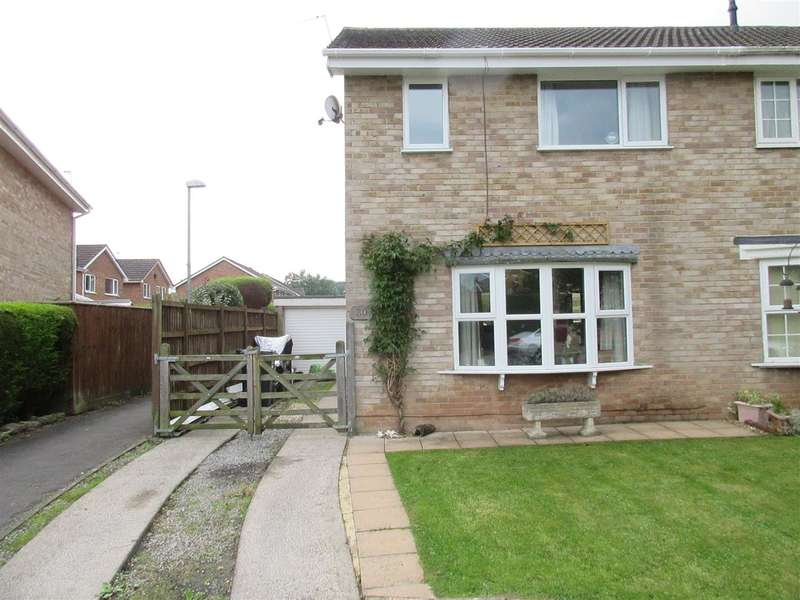 3 Bedrooms Semi Detached House for sale in Copperfield Drive, North Worle, Weston Super Mare