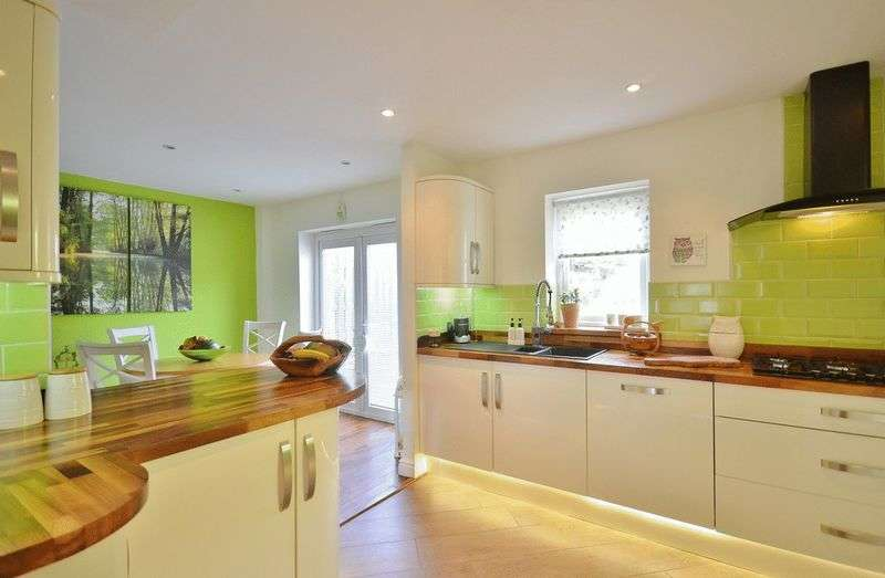 4 Bedrooms Semi Detached House for sale in Abbey Vale, St. Bees