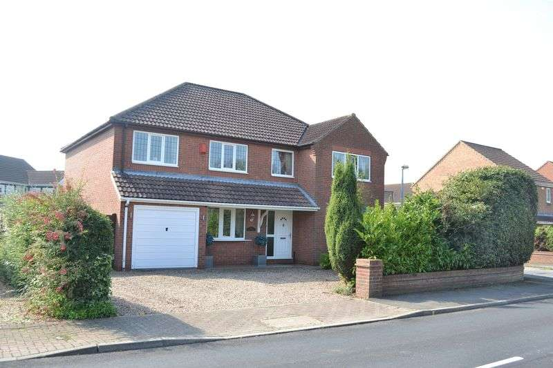 5 Bedrooms Detached House for sale in Front Street, Ulceby