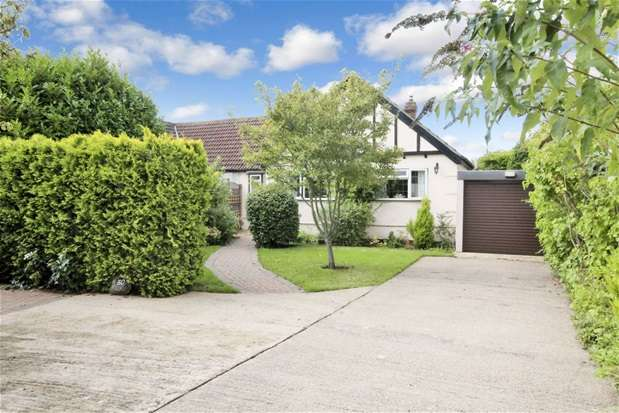 3 Bedrooms Bungalow for sale in The Close, Harpenden